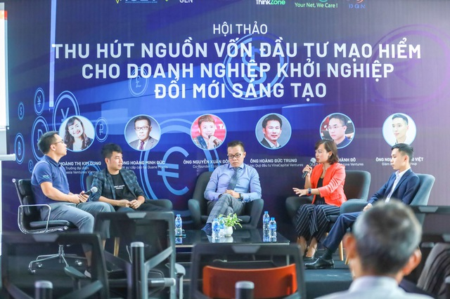 Sắp có Liên minh các quỹ đầu tư mạo hiểm tại Việt Nam - Ảnh 1.
