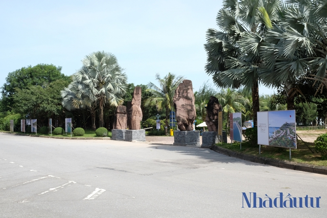 Sau 2 năm đổi chủ, dự án Bãi Lữ Resort của Tân Á Đại Thành giờ ra sao? - Ảnh 1.