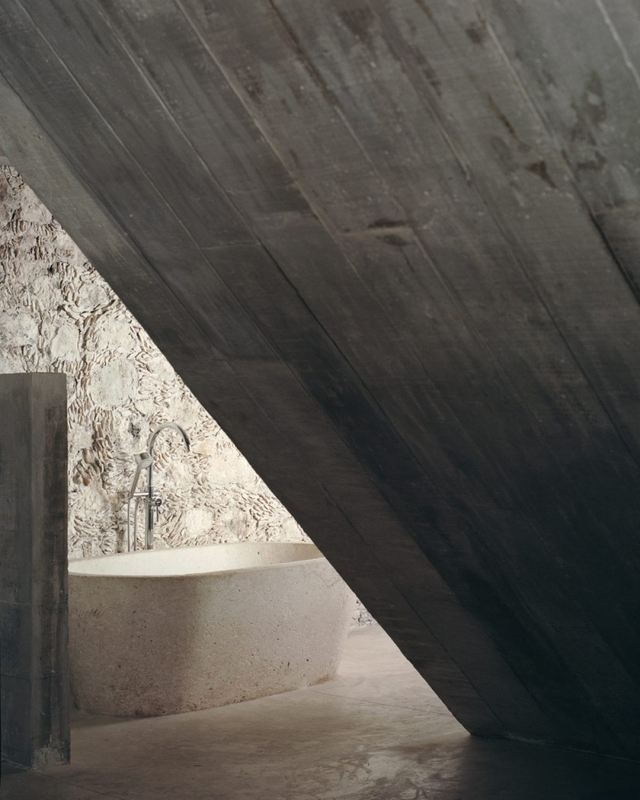 Ngôi nhà khỏa thân có hình dáng kỳ lạ ở Mexico - Ảnh 11.