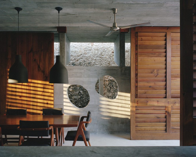 Ngôi nhà khỏa thân có hình dáng kỳ lạ ở Mexico - Ảnh 3.