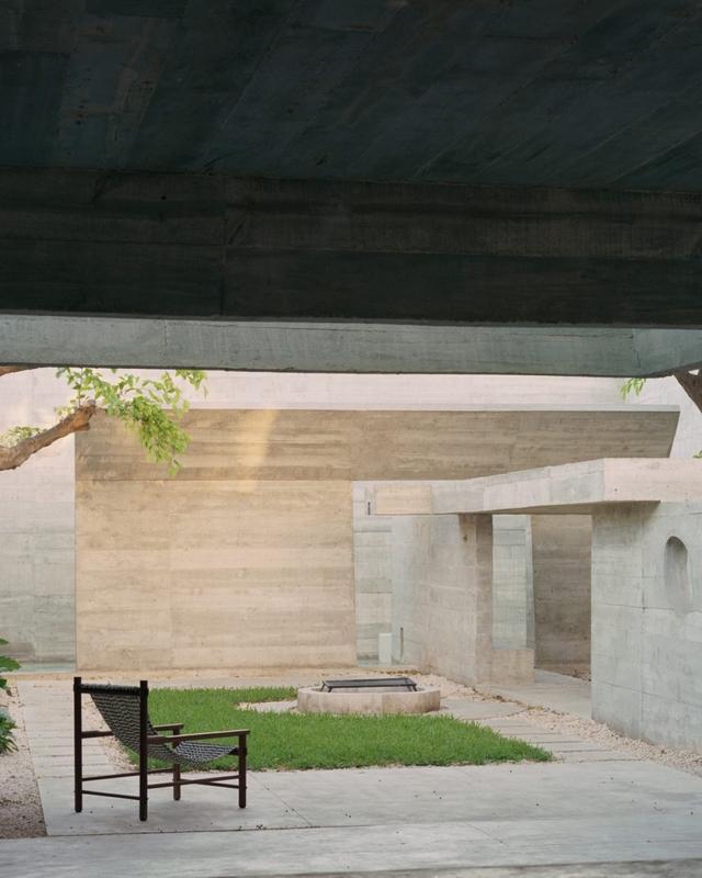 Ngôi nhà khỏa thân có hình dáng kỳ lạ ở Mexico - Ảnh 5.