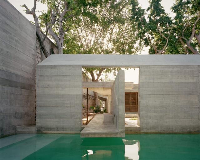 Ngôi nhà khỏa thân có hình dáng kỳ lạ ở Mexico - Ảnh 6.