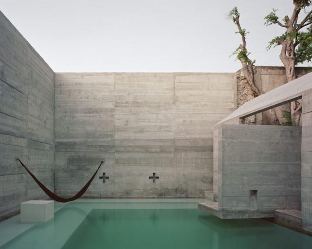 Ngôi nhà khỏa thân có hình dáng kỳ lạ ở Mexico - Ảnh 7.