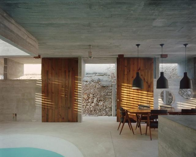 Ngôi nhà khỏa thân có hình dáng kỳ lạ ở Mexico - Ảnh 8.