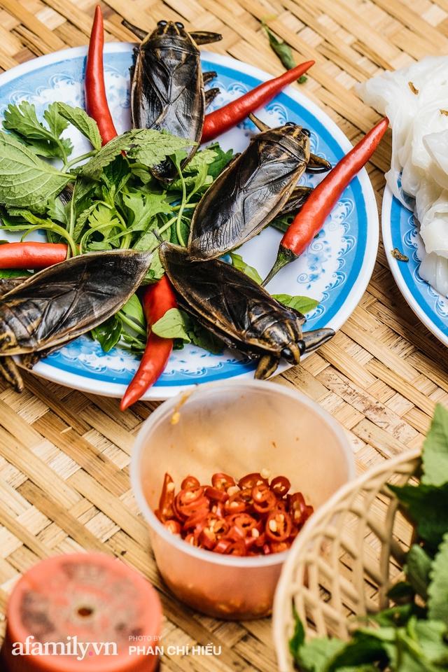 Bánh cuốn cà cuống: Món ăn tưởng đã thất truyền, nào ngờ vẫn được người phụ nữ 30 năm bán trên phố Nguyễn Khuyến gìn giữ, ai ăn thử một lần nghiện đến khó quên - Ảnh 9.