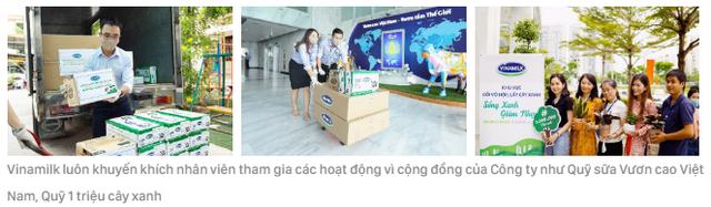 Vinamilk lần thứ 3 liên tiếp được bình chọn là nơi làm việc tốt nhất Việt Nam - Ảnh 4.