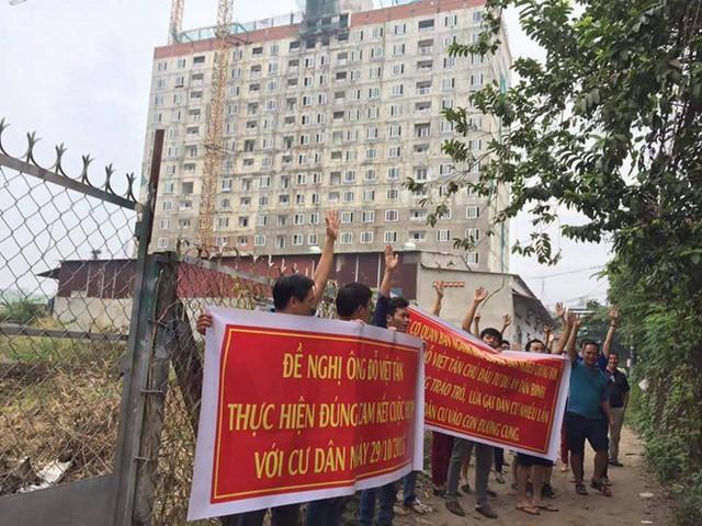 TPHCM ra tối hậu thư đối với dự án Tân Bình Apartment xây trái phép 2 tầng - Ảnh 2.