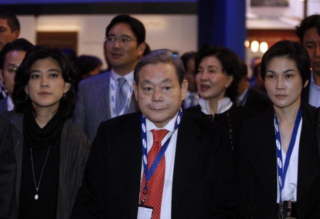 Ông Lee Kun Hee xây dựng Samsung trở thành đế chế khổng lồ thế nào? - Ảnh 1.