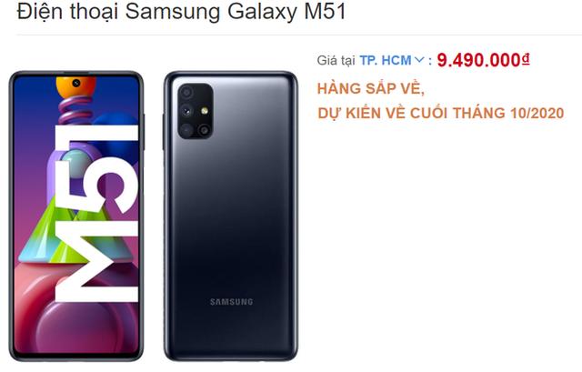 Soi smartphone pin trâu, giá mềm, trang bị 4 camera sắp về Việt Nam - Ảnh 1.