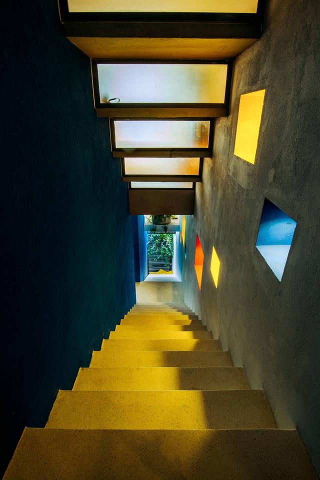 Ngôi nhà trong hẻm rộng 60m2, thiết kế De Stijl cực ấn tượng, giá cả mới gây bất ngờ nhất - Ảnh 11.