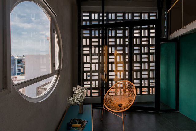 Ngôi nhà trong hẻm rộng 60m2, thiết kế De Stijl cực ấn tượng, giá cả mới gây bất ngờ nhất - Ảnh 13.