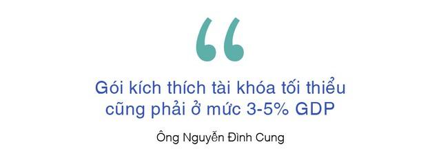 Ông Nguyễn Đình Cung: Nâng cấp mức độ phát triển kinh tế thị trường, tăng trưởng 9-10% không phải là thách thức với Việt Nam - Ảnh 5.