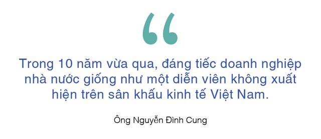 Ông Nguyễn Đình Cung: Nâng cấp mức độ phát triển kinh tế thị trường, tăng trưởng 9-10% không phải là thách thức với Việt Nam - Ảnh 7.