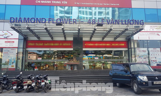 Hà Nội phát hiện hàng nghìn m2 xây và sử dụng sai tại tháp kim cương Diamond Flower - Ảnh 7.