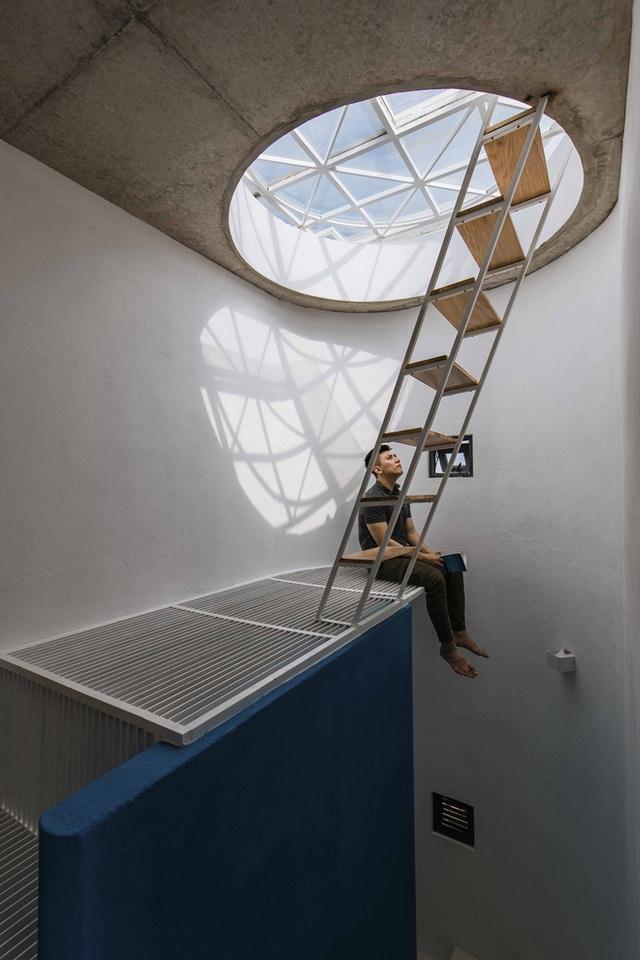 Ngôi nhà trong hẻm rộng 60m2, thiết kế De Stijl cực ấn tượng, giá cả mới gây bất ngờ nhất - Ảnh 8.