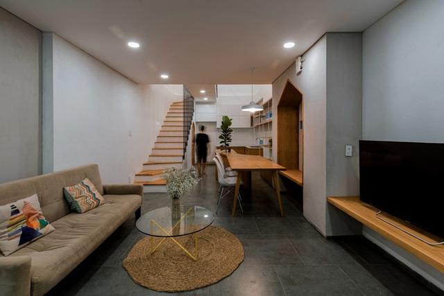 Ngôi nhà trong hẻm rộng 60m2, thiết kế De Stijl cực ấn tượng, giá cả mới gây bất ngờ nhất - Ảnh 10.