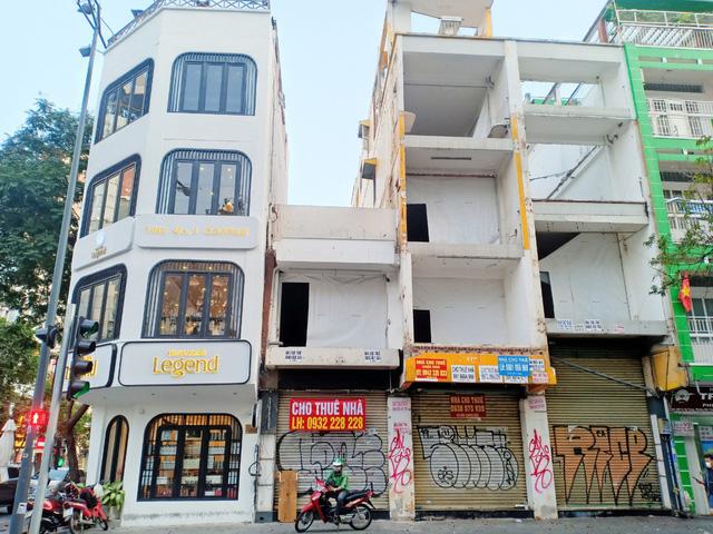 Mặt bằng nhà phố cho thuê trung tâm Sài Gòn đang phục hồi trở lại  - Ảnh 1.