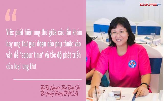 Tại sao khám tầm soát ung thư vú, siêu âm định kỳ vẫn không phát hiện bệnh từ giai đoạn rất sớm: Câu trả lời từ chuyên gia ung bướu sẽ khiến tất cả bất ngờ - Ảnh 1.