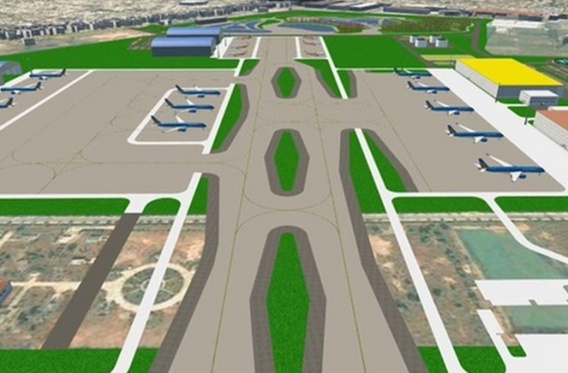 Nhà gia T3 sân bay Tân Sơn Nhất dự kiến sẽ khởi công vào quý II/2021 - Ảnh 1.