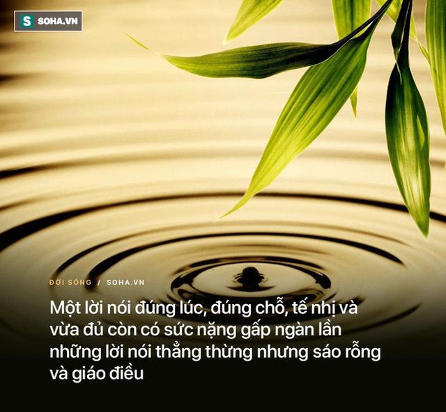 7 câu nói của người xưa, trải qua hàng ngàn năm vẫn mang lại lợi ích cho hậu thế - Ảnh 2.