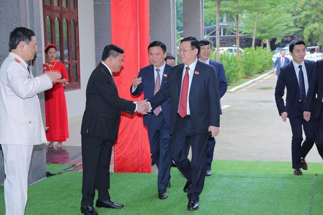 Hình ảnh lãnh đạo Đảng, Nhà nước dự Đại hội Đảng bộ Thanh Hóa - Ảnh 2.