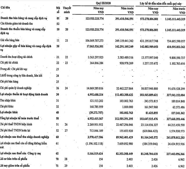 Phục vụ Mặt đất Sài Gòn (SGN): 9 tháng báo lãi mỏng 5 tỷ đồng, liên tục phá đáy lợi nhuận trước ảnh hưởng bởi Covid-19 - Ảnh 1.
