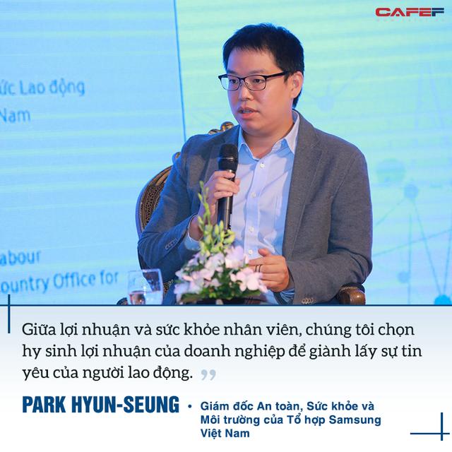 Tổng giám đốc Samsung tiết lộ lý do Việt Nam là cứ điểm sản xuất smartphone duy nhất của Samsung trên toàn cầu duy trì hoạt động ổn định - Ảnh 2.