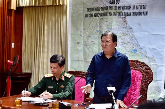 Sạt lở kinh hoàng tại Quảng Nam: Tìm thấy 7 thi thể, 46 người còn mất tích  - Ảnh 2.