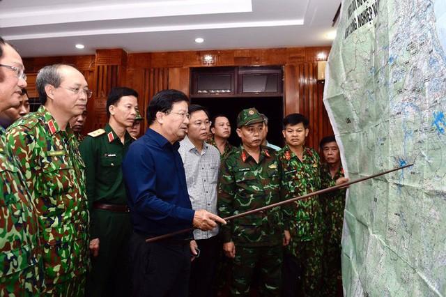 Sạt lở kinh hoàng tại Quảng Nam: Tìm thấy 7 thi thể, 46 người còn mất tích  - Ảnh 3.