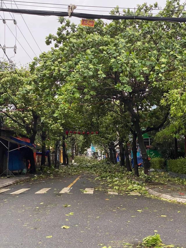 Khung cảnh Hội An xơ xác sau cơn bão số 9, một biểu tượng du lịch bị vùi dập khiến du khách quặn lòng - Ảnh 3.