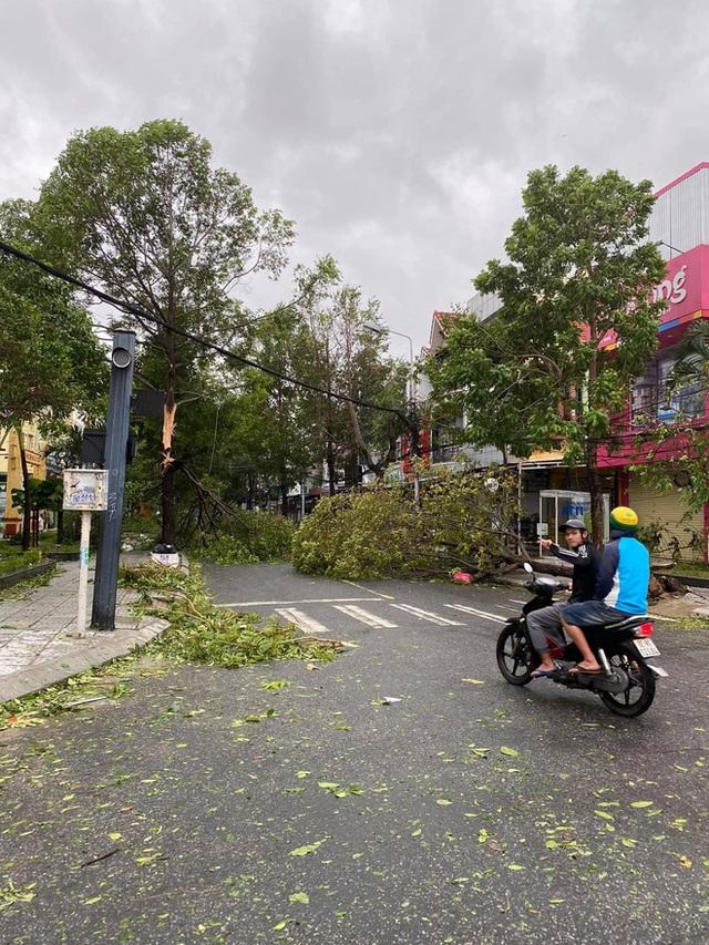 Khung cảnh Hội An xơ xác sau cơn bão số 9, một biểu tượng du lịch bị vùi dập khiến du khách quặn lòng - Ảnh 7.