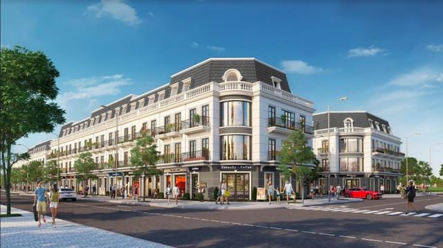 Giá nhà phố thương mại tiếp tục tăng trưởng, kênh đầu tư ưa chuộng của giới địa ốc trong năm 2020 - Ảnh 1.