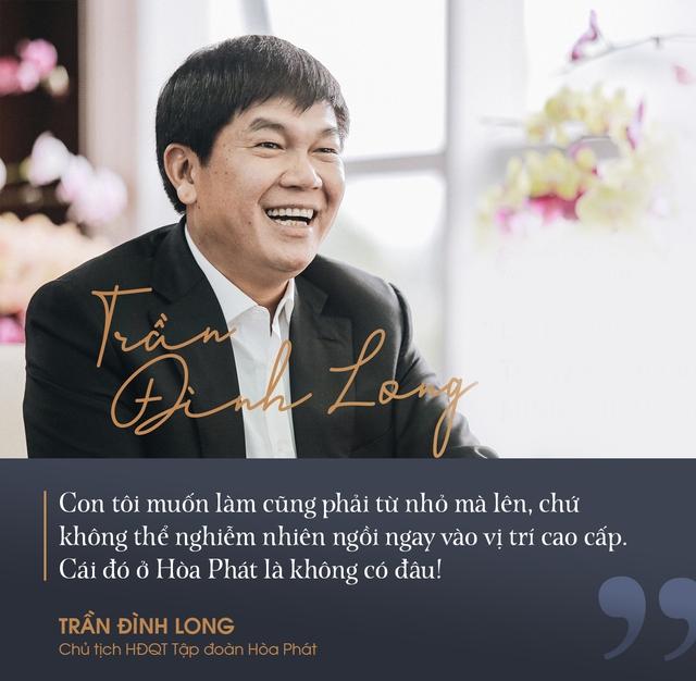 Con tỷ phú Việt Nam học việc để nối nghiệp gia đình ra sao? - Ảnh 2.