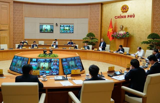 Thủ tướng yêu cầu tăng tốc trong 2 tháng cuối năm - Ảnh 1.