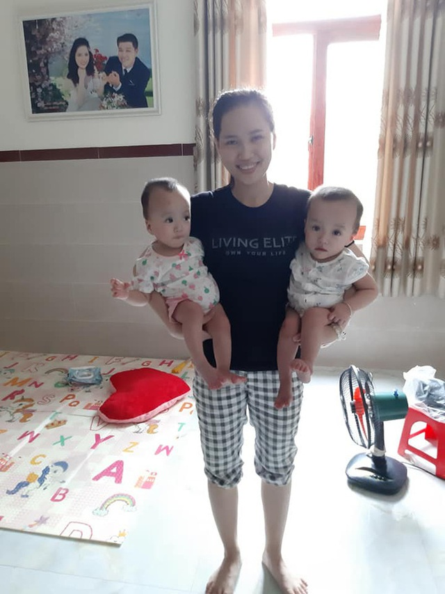 Mẹ Trúc Nhi - Diệu Nhi vỡ òa hạnh phúc khi hai con đã cất tiếng gọi mẹ sau 16 tháng mong chờ - Ảnh 2.