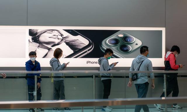 iPhone 12 bị vỡ trận ở Trung Quốc - Ảnh 6.