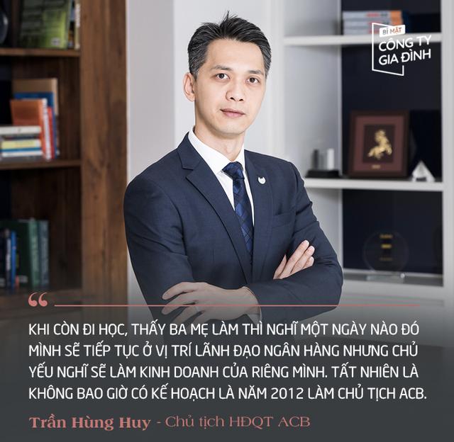 Chuyện nối nghiệp ở những công ty gia đình nổi tiếng nhất Việt Nam - Ảnh 2.