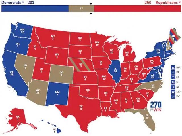 Bầu cử Mỹ 2020: 3 kịch bản ông Trump giành chiến thắng phiếu đại cử tri  - Ảnh 1.