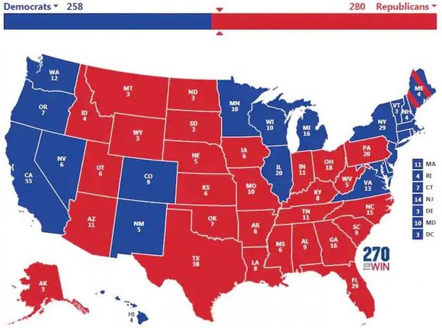 Bầu cử Mỹ 2020: 3 kịch bản ông Trump giành chiến thắng phiếu đại cử tri  - Ảnh 4.
