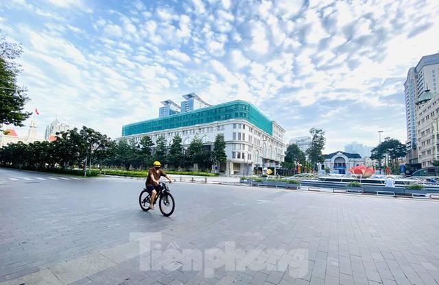 Người dân TPHCM sắp được sử dụng xe đạp công cộng thông minh? - Ảnh 1.
