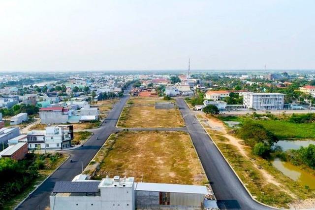 Long An thu hồi loạt dự án bất động sản ôm đất chậm triển khai - Ảnh 1.