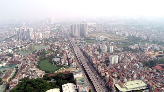 Bất động sản phía Tây Hà Nội sôi động mùa cuối năm - Ảnh 1.