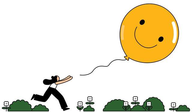 Hạnh phúc không phải thứ để theo đuổi: Sống hết mình từng khoảng khắc, niềm vui tự tìm đến - Ảnh 1.