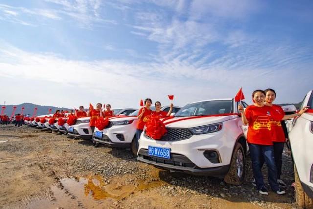 Vượt chỉ tiêu giữa mùa dịch Covid-19, tập đoàn gang thép Trung Quốc chơi trội tặng nhân viên 4.116 chiếc xe hơi, lý do đằng sau càng khiến nhiều người nể phục - Ảnh 4.