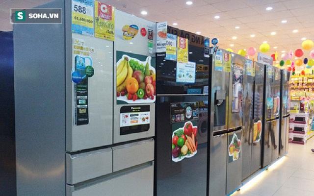 Gợi ý loạt tủ lạnh 600 lít tiết kiệm điện đang giảm giá, nhiều chiếc rẻ hơn 20 triệu đồng - Ảnh 1.
