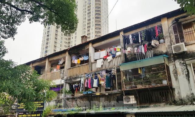 Đề xuất cơ chế đặc thù, cải tạo chung cư cũ hết tắc? - Ảnh 1.