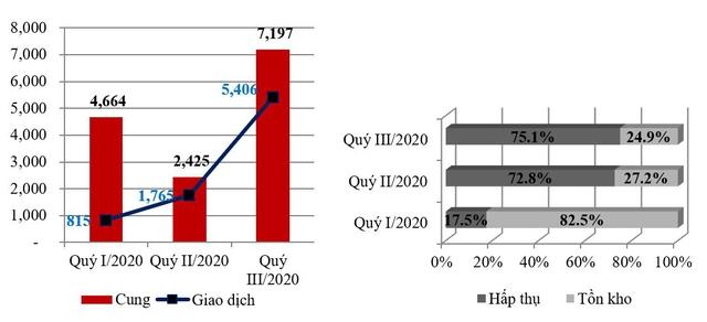 TP.HCM: Phía sau con số giao dịch tăng mạnh giữa mùa COVID-19 - Ảnh 1.