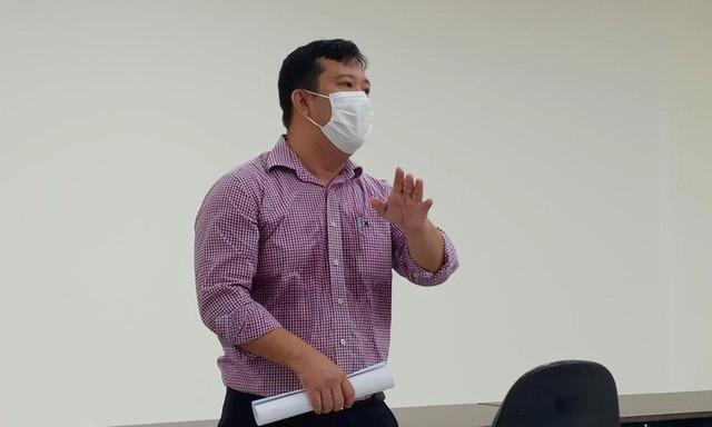 Đà Nẵng: Dân đội mưa căng băng rôn, đòi chủ đầu tư trả lại lối đi cho chung cư cao cấp  - Ảnh 3.