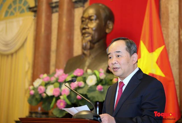 Ông Lê Khánh Hải được bổ nhiệm làm Phó Chủ nhiệm Văn phòng Chủ tịch nước - Ảnh 3.