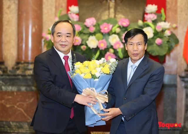 Ông Lê Khánh Hải được bổ nhiệm làm Phó Chủ nhiệm Văn phòng Chủ tịch nước - Ảnh 1.